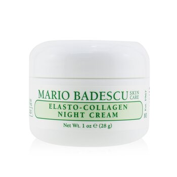 Mario Badescu Elasto-Collagen Night Cream - For Dry/ Sensitive Skin Types