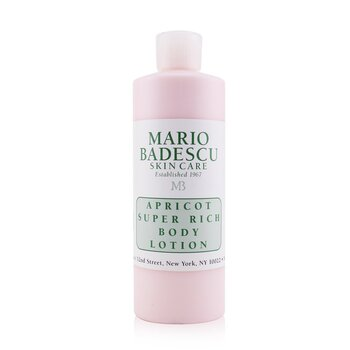 Mario Badescu Apricot Super Rich Body Lotion - For All Skin Types