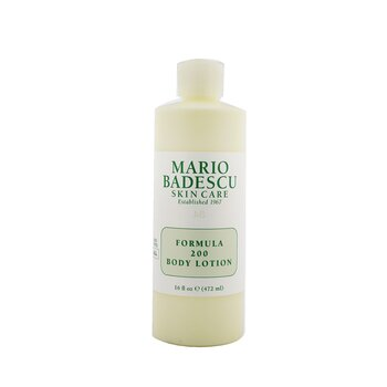 Mario Badescu Formula 200 Body Lotion - For All Skin Types