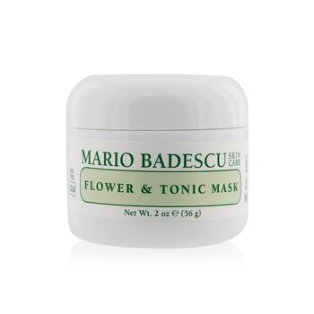 Mario Badescu Flower & Tonic Mask - For Combination/ Oily/ Sensitive Skin Types