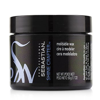Sebastian Shine Crafter Mouldable Shine Wax