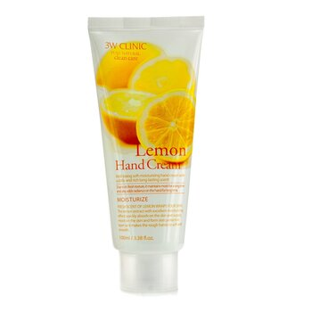 3W Clinic Hand Cream - Lemon