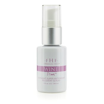 Farmhouse Fresh Wine Down Overnight Super Antioxidant Recovery Serum