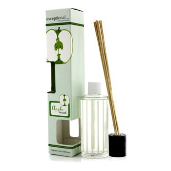 Exceptional Parfums Fragrant Reed Diffuser - Apple Wood