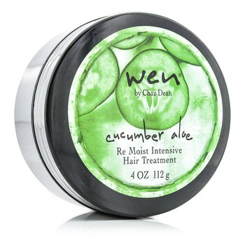 Wen Cucumber Aloe Re Moist Intensive Hair Treatment
