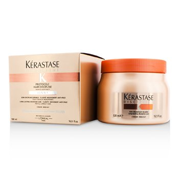 Kerastase Discipline Protocole Hair Discipline Soin N1 Long-Lasting Discipline Care (For All Unruly Hair)