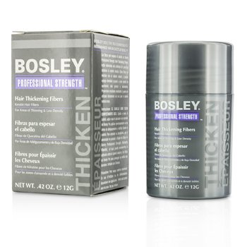 Bosley Professional Strength Hair Thickening Fibers - # Light Brown
