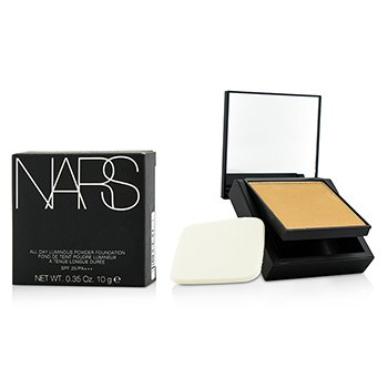 NARS All Day Luminous Powder Foundation SPF25 - Santa Fe (Medium 2 Medium with peachy undertones)