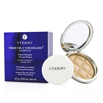 By Terry Terrybly Densiliss Compact (Wrinkle Control Pressed Powder) - # 1 Melody Fair