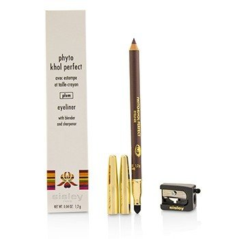 Sisley Phyto Khol Perfect Eyeliner (With Blender and Sharpener) - #Plum