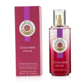 Roger & Gallet Gingembre Rouge Fresh Fragrant Water Spray