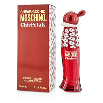 Moschino Cheap & Chic Chic Petals Eau De Toilette Spray