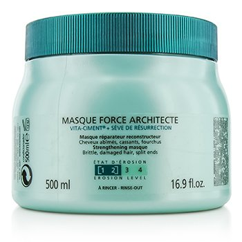 Kerastase Resistance Force Architecte Reconstructing Masque (For Brittle, Very Damaged Hair, Split Ends)