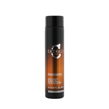 Tigi Catwalk Fashionista Brunette Shampoo (For Warm Tones)
