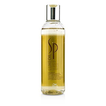 Wella SP Luxe Oil Keratin Protect Shampoo (Lightweight Luxurious Cleansing)