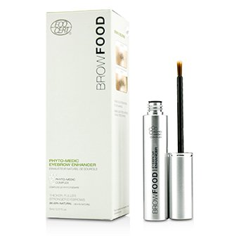 LashFood BrowFood Phyto Medic Eyebrow Enhancer (3 Month Supply)