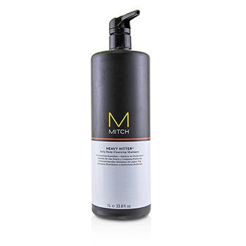 Paul Mitchell Mitch Heavy Hitter Daily Deep Cleansing Shampoo
