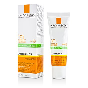 La Roche Posay Anthelios 30 Dry Touch Gel-Cream SPF30 - For Sun-Sensitive Skin
