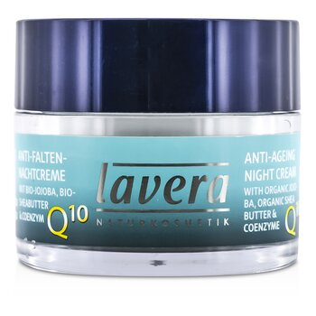 Lavera Basis Sensitiv Q10 Anti-Ageing Night Cream
