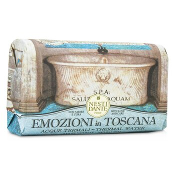 Nesti Dante Emozioni In Toscana Natural Soap - Thermal Water