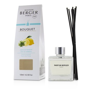 Lampe Berger Cube Scented Bouquet - Zest Of Verbena
