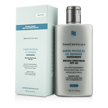 Skin Ceuticals Sheer Physical UV Defense SPF 50 - Limited Edition Size