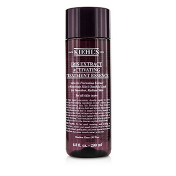 Kiehls Iris Extract Activating Treatment Essence