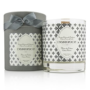 Durance Perfumed Handcraft Candle - Cotton Flower