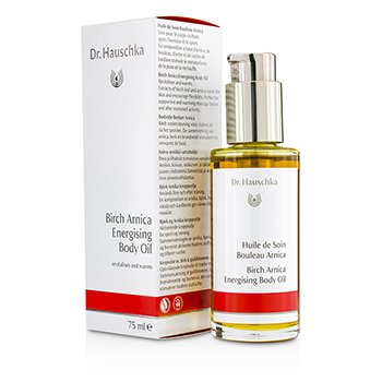 Dr. Hauschka Birch-Arnica Energising Body Oil - Revitalises & Warms