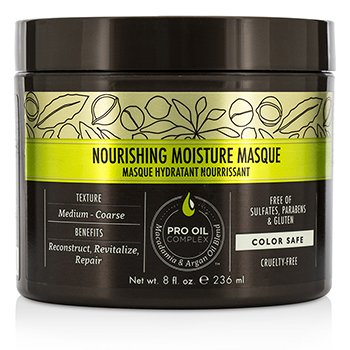 Macadamia Natural Oil Professional Nourishing Moisture Masque