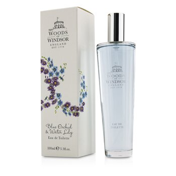 Woods Of Windsor Blue Orchid & Water Lily Eau De Toilette Spray