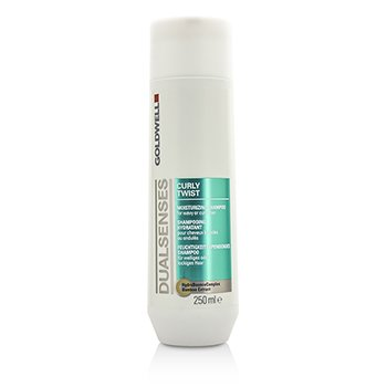Goldwell Dual Senses Curly Twist Moisturizing Shampoo (For Wavy or Curly Hair)
