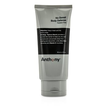 Anthony Logistics For Men No Sweat Body Defense