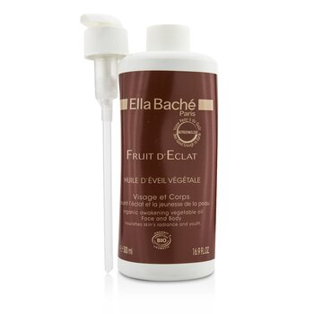 Ella Bache Fruit DEclat Organic Awakening Vegetable Oil  for Face & Body (Salon Product)