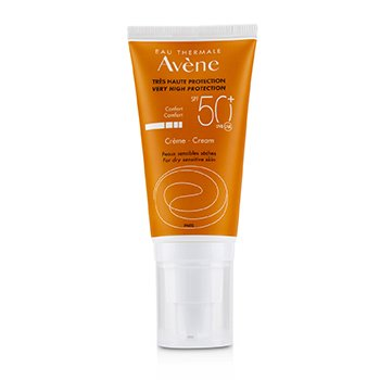 Avene Very High Protection Cream SPF 50+ (For Dry Sensitive Skin)