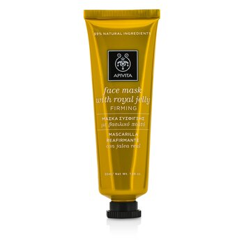 Apivita Face Mask with Royal Jelly - Firming