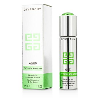 Givenchy VaxIn For Youth City Skin Solution Youth Protecting D-Tox Serum