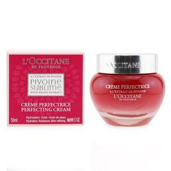 LOccitane Peony Pivoine Sublime Perfecting Cream