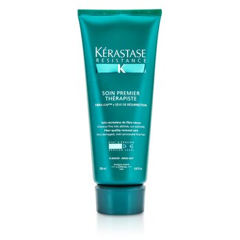 Kerastase Resistance Soin Premier Therapiste Fiber Quality Renewal Care (For Very Damaged, Over-Porcessed Fine Hair)