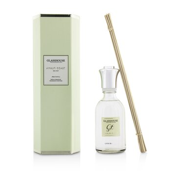 Glasshouse Triple Strength Fragrance Diffuser - Amalfi Coast (Sea Mist)