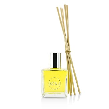 iKOU Aromacology Diffuser Reeds - Calm (Lemongrass & Lime - 9 months supply)