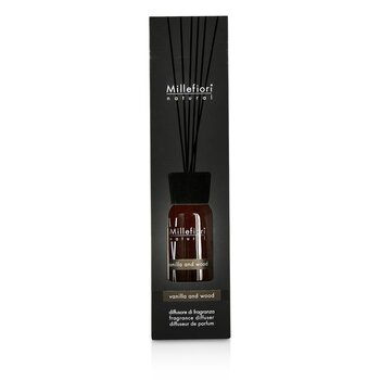 Millefiori Natural Fragrance Diffuser - Vanilla & Wood
