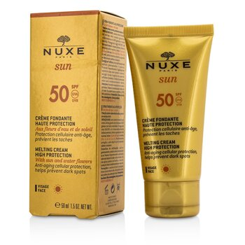 Nuxe Nuxe Sun Melting Cream High Protection For Face SPF 50