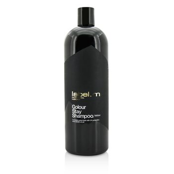 Label M Colour Stay Shampoo (Combats Colour Fade with UV Protection)