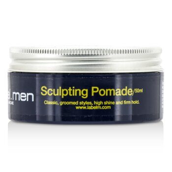 Label M Mens Sculpting Pomade (Classic, Groomed Styles, High Shine and Firm Hold)