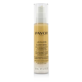 Payot Les Elixirs Elixir Ideal Skin-Perfecting Illuminating Serum - For Dull Skin - Salon Size