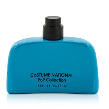 Costume National Pop Collection Eau De Parfum Spray - Light Blue Bottle (Unboxed)