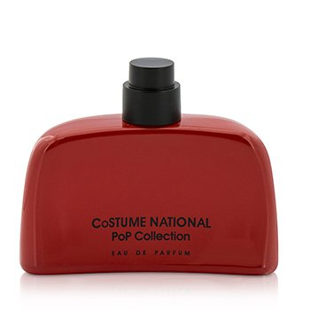 Costume National Pop Collection Eau De Parfum Spray - Red Bottle (Unboxed)