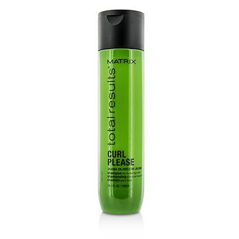 Matrix Total Results Curl Please Jojoba Oil Shampoo (For Nurturing Curls)