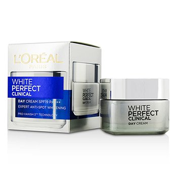LOreal White Perfect Clinical Day Cream SPF19 PA+++